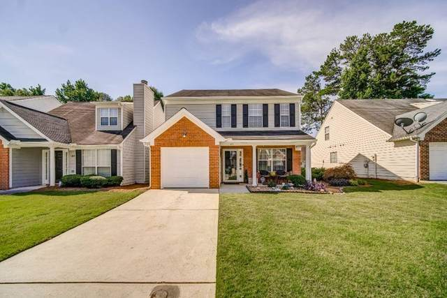 493 Hillandale Park Drive, Lithonia, GA 30058 (MLS #6748252) :: North Atlanta Home Team