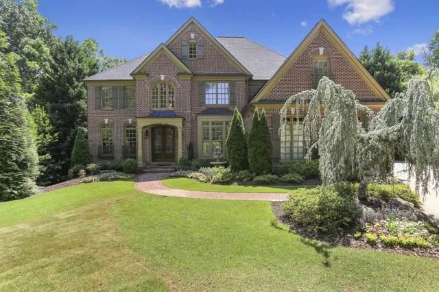 5114 Sapphire Drive, Marietta, GA 30068 (MLS #6748272) :: Dillard and Company Realty Group