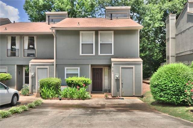 6181 Woodland Road, Peachtree Corners, GA 30092 (MLS #6748274) :: North Atlanta Home Team
