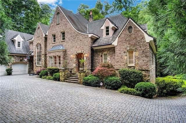 5151 Long Island Drive NW, Atlanta, GA 30327 (MLS #6748275) :: The Hinsons - Mike Hinson & Harriet Hinson