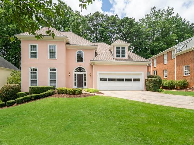 4502 Woodhaven NE, Marietta, GA 30067 (MLS #6748279) :: BHGRE Metro Brokers