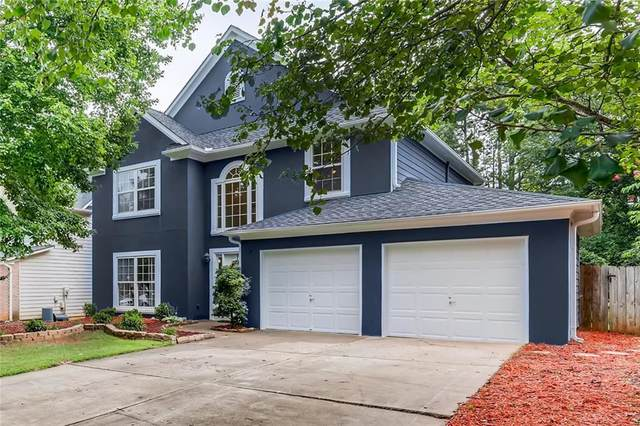 120 Ashbrook Lane, Roswell, GA 30075 (MLS #6748283) :: Dillard and Company Realty Group