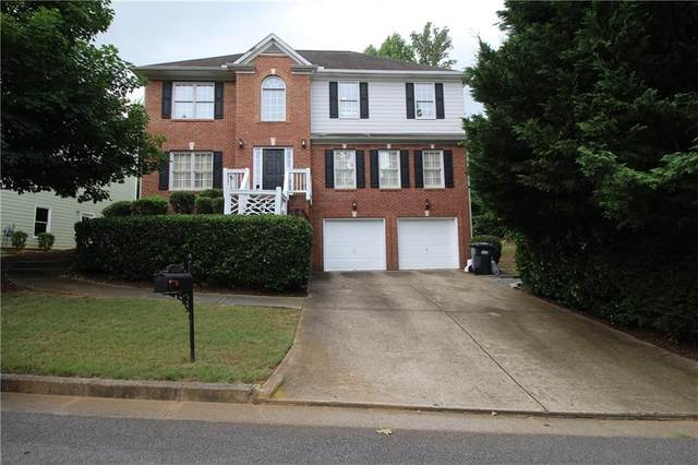 1879 Shiloh Valley Way NW, Kennesaw, GA 30144 (MLS #6748326) :: Path & Post Real Estate