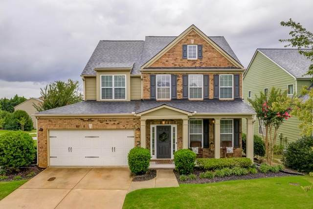 142 Archie Way, Woodstock, GA 30188 (MLS #6748364) :: The Hinsons - Mike Hinson & Harriet Hinson
