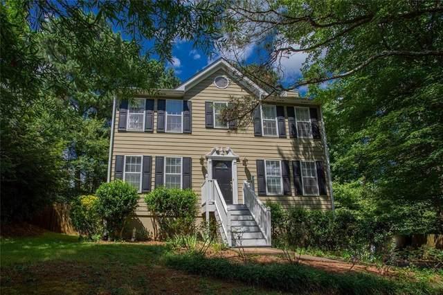 3997 Verbena Drive NW, Kennesaw, GA 30144 (MLS #6748366) :: Charlie Ballard Real Estate