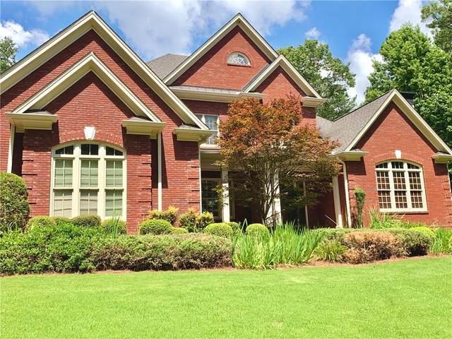 171 Old Rosser Road, Stone Mountain, GA 30087 (MLS #6748368) :: North Atlanta Home Team