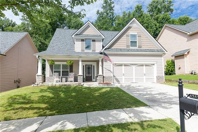 4243 Creekrun Circle, Buford, GA 30519 (MLS #6748372) :: North Atlanta Home Team