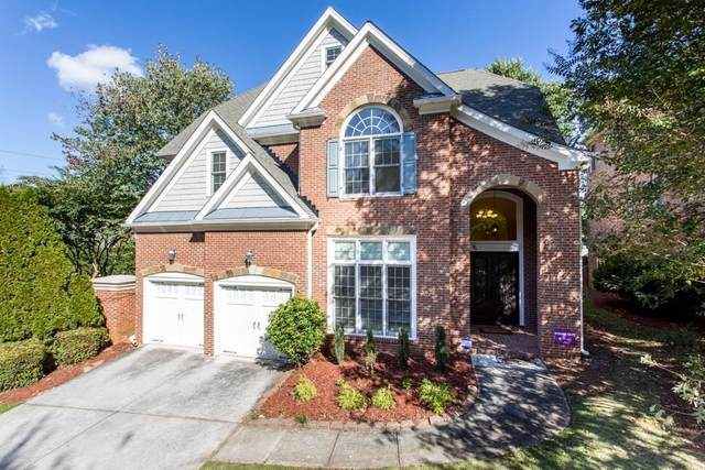 2375 Briarcliff Commons, Atlanta, GA 30345 (MLS #6748377) :: Todd Lemoine Team