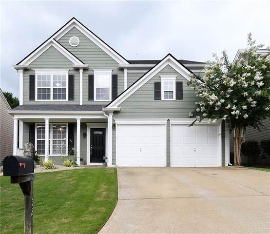 521 Drifton Way, Woodstock, GA 30188 (MLS #6748381) :: The Cowan Connection Team