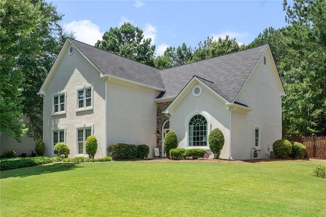 2391 Westport Circle SW, Marietta, GA 30064 (MLS #6748390) :: North Atlanta Home Team