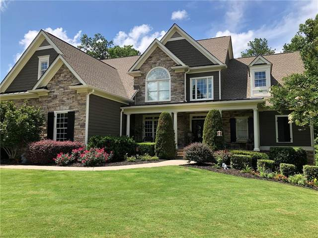 6264 Eagles Crest Drive NW, Acworth, GA 30101 (MLS #6748392) :: RE/MAX Prestige
