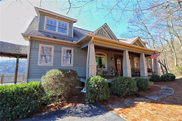 1043 Deer Run Ridge, Jasper, GA 30143 (MLS #6748448) :: The Zac Team @ RE/MAX Metro Atlanta