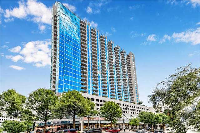 860 Peachtree Street NE #1814, Atlanta, GA 30308 (MLS #6748453) :: The Zac Team @ RE/MAX Metro Atlanta