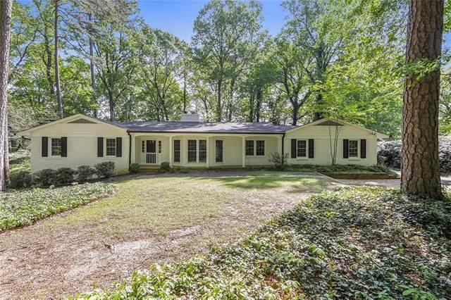 5305 Peachtree Dunwoody Road, Atlanta, GA 30342 (MLS #6748494) :: Good Living Real Estate