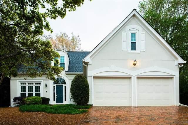 5296 Littlebrooke Circle, Dunwoody, GA 30338 (MLS #6748509) :: North Atlanta Home Team