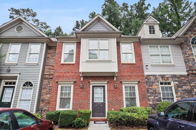 1268 Harris Commons Place, Roswell, GA 30076 (MLS #6748515) :: Good Living Real Estate