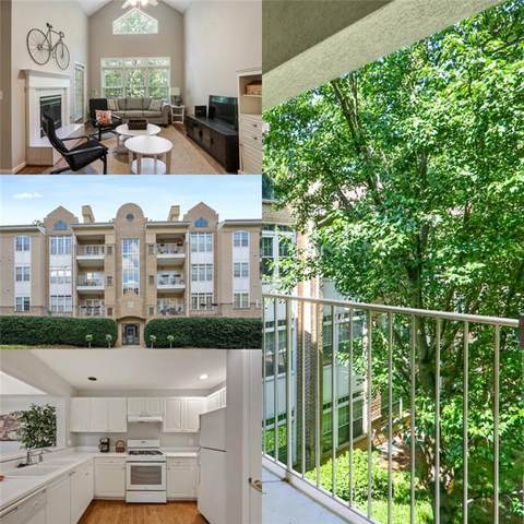 220 Renaissance Parkway #2320, Atlanta, GA 30308 (MLS #6748523) :: North Atlanta Home Team
