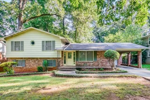 4166 Emerald Lake Drive, Decatur, GA 30035 (MLS #6748527) :: North Atlanta Home Team