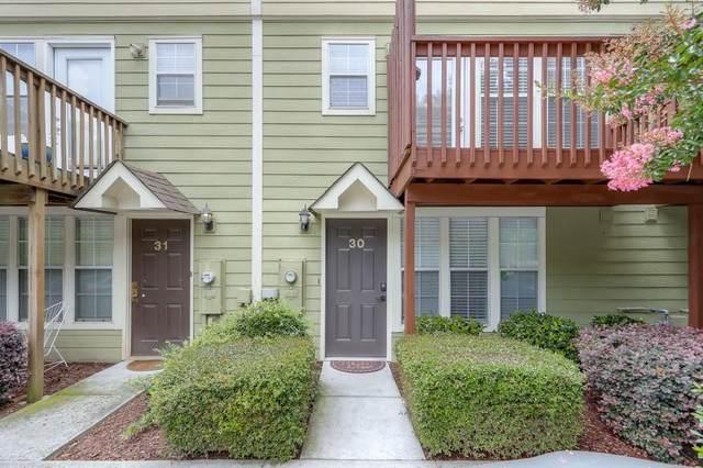 1124 Dekalb Avenue NE #30, Atlanta, GA 30307 (MLS #6748532) :: Good Living Real Estate