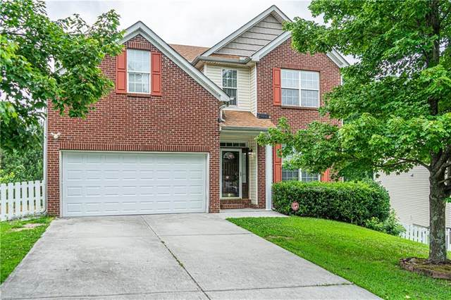 6075 Hickory Springs Drive, Norcross, GA 30071 (MLS #6748550) :: North Atlanta Home Team