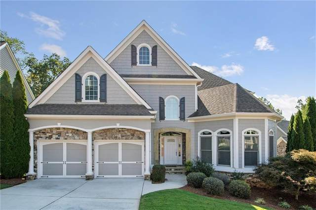 3311 Marina View Way, Gainesville, GA 30506 (MLS #6748551) :: Compass Georgia LLC