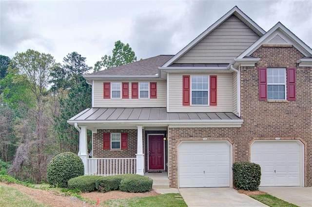 135 Fox Creek Drive, Woodstock, GA 30188 (MLS #6748588) :: North Atlanta Home Team