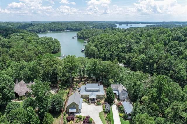 3317 Duckett Mill Road, Gainesville, GA 30506 (MLS #6748590) :: The Cowan Connection Team