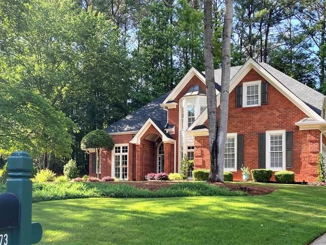 1473 Mahogany Chase NW, Acworth, GA 30101 (MLS #6748597) :: Kennesaw Life Real Estate