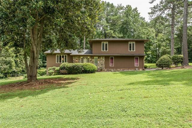 2083 Mountain Creek Drive Drive, Stone Mountain, GA 30087 (MLS #6748602) :: North Atlanta Home Team