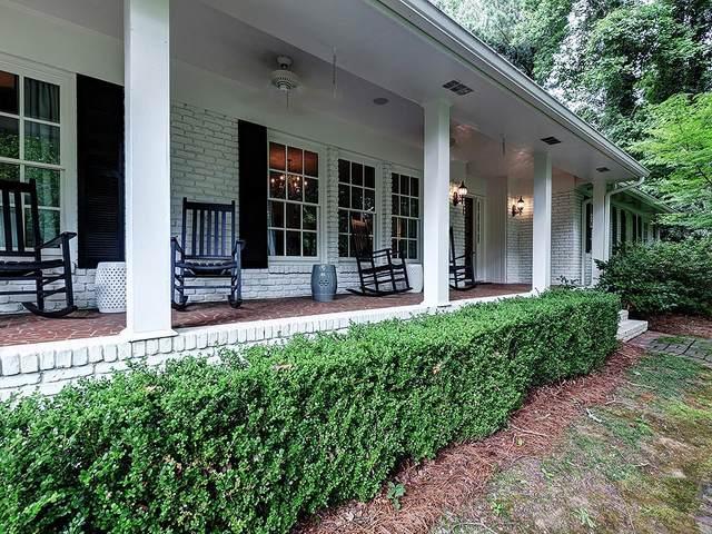 3709 Cloudland Drive NW, Atlanta, GA 30327 (MLS #6748613) :: The Heyl Group at Keller Williams