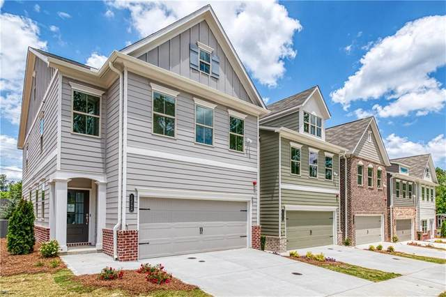 1251 Herty Drive #44, Marietta, GA 30062 (MLS #6748632) :: BHGRE Metro Brokers