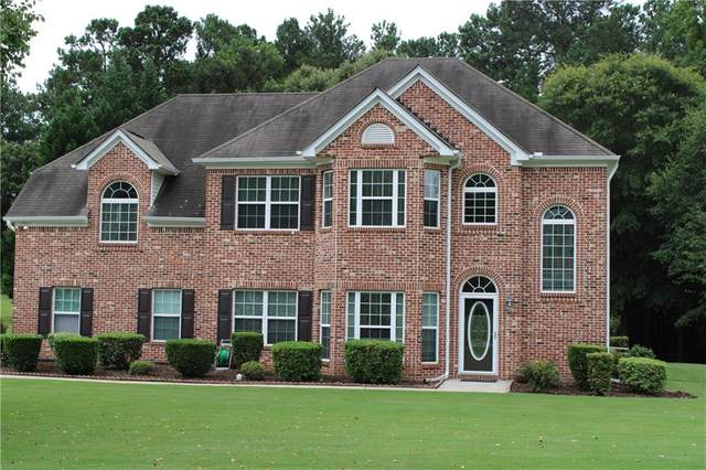 770 Virginia Highlands, Fayetteville, GA 30215 (MLS #6748639) :: AlpharettaZen Expert Home Advisors
