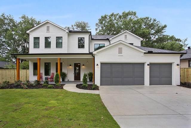 1907 Raven Hill Drive NE, Brookhaven, GA 30319 (MLS #6748647) :: RE/MAX Paramount Properties