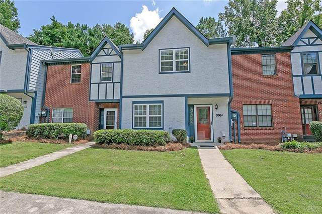 3564 Main Station Drive SW, Marietta, GA 30008 (MLS #6748652) :: Kennesaw Life Real Estate