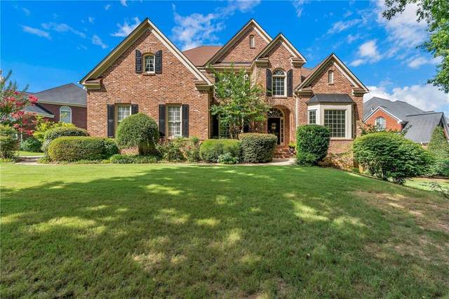 5610 Habersham Valley, Suwanee, GA 30024 (MLS #6748675) :: The North Georgia Group