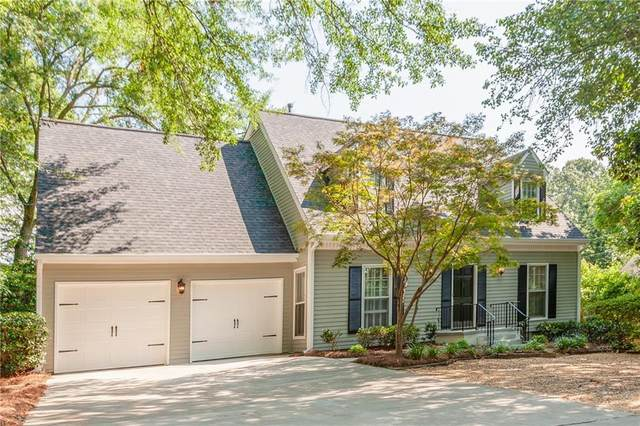 607 Collier Road NW, Atlanta, GA 30318 (MLS #6748680) :: Charlie Ballard Real Estate