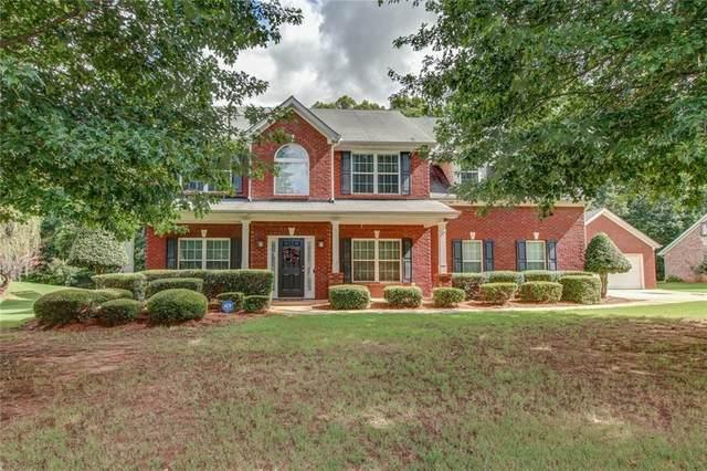 145 Mission Pointe Lane, Covington, GA 30016 (MLS #6748687) :: North Atlanta Home Team