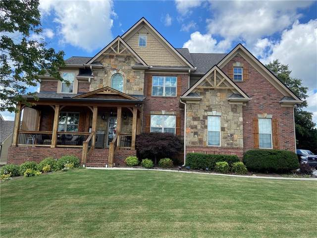 482 Delaperriere Loop, Jefferson, GA 30549 (MLS #6748690) :: Dillard and Company Realty Group