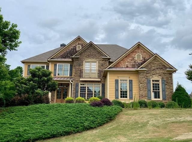 401 Crestline Way, Woodstock, GA 30188 (MLS #6748703) :: North Atlanta Home Team