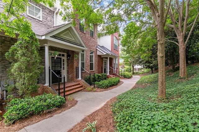 5404 Glenridge Cove, Atlanta, GA 30342 (MLS #6748704) :: RE/MAX Paramount Properties
