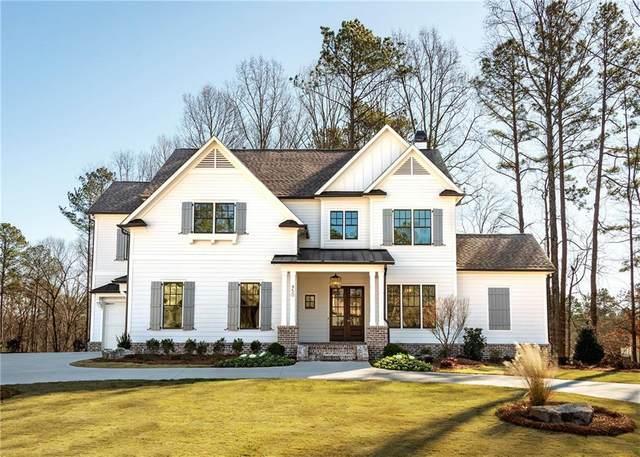 450 Alec Crest, Powder Springs, GA 30127 (MLS #6748730) :: Kennesaw Life Real Estate