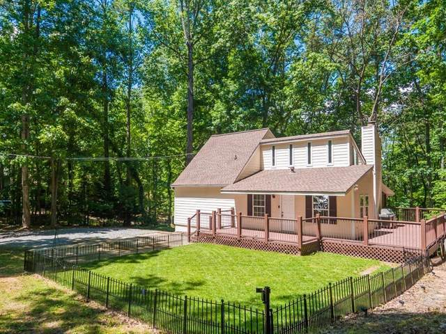 6047 Lake Lanier Heights Road, Buford, GA 30518 (MLS #6748748) :: North Atlanta Home Team