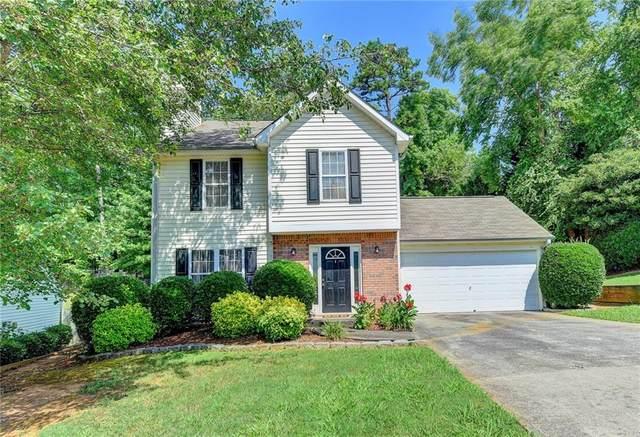 4304 Chesapeake Trace NW, Acworth, GA 30101 (MLS #6748750) :: Charlie Ballard Real Estate