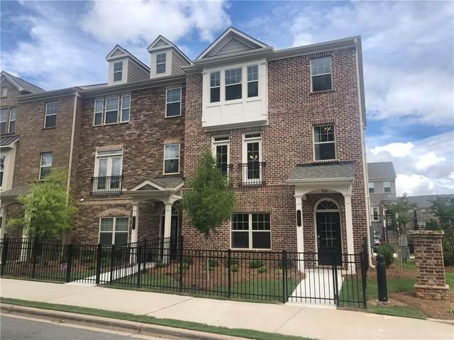 5961 Terrace Bend Way #62, Peachtree Corners, GA 30092 (MLS #6748751) :: North Atlanta Home Team