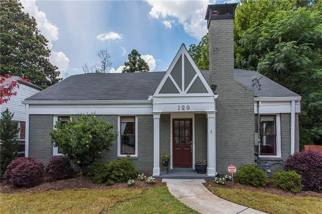 129 2nd Avenue SE, Atlanta, GA 30317 (MLS #6748760) :: North Atlanta Home Team