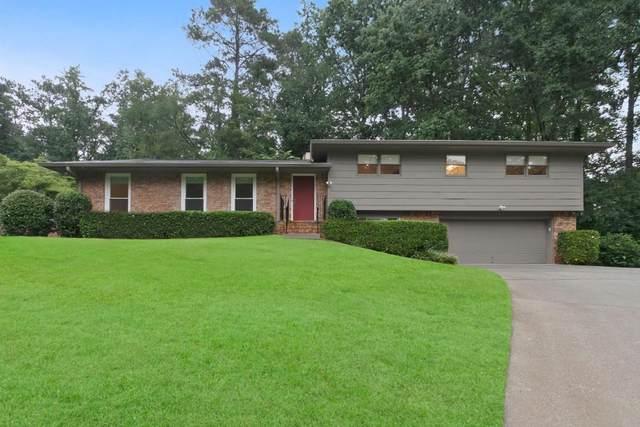 2827 Dunnington Circle, Atlanta, GA 30341 (MLS #6748763) :: Path & Post Real Estate