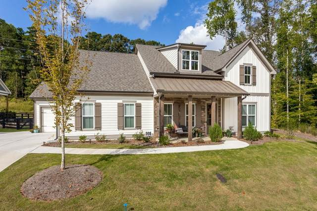 127 Waverly Drive, Alpharetta, GA 30004 (MLS #6748815) :: Charlie Ballard Real Estate