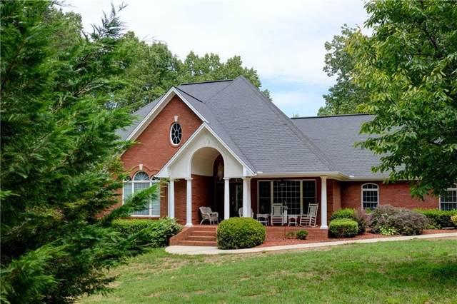 239 Hugh Stowers Road, Dawsonville, GA 30534 (MLS #6748843) :: Path & Post Real Estate