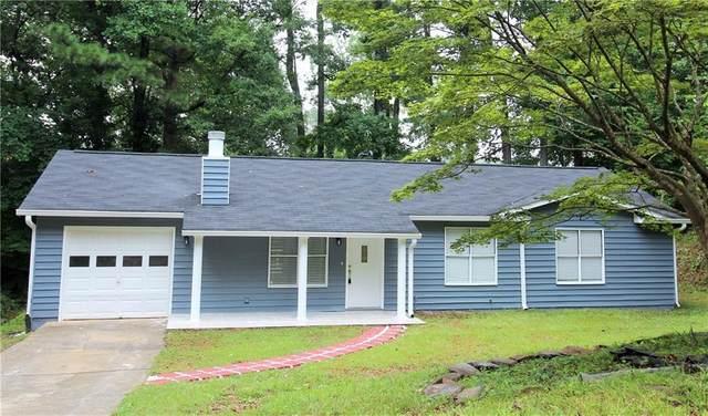 563 Inland Way NW, Lilburn, GA 30047 (MLS #6748847) :: North Atlanta Home Team