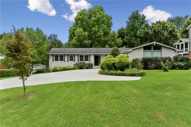 2649 Fontainebleau Drive, Dunwoody, GA 30360 (MLS #6748868) :: Kennesaw Life Real Estate